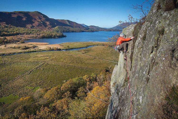 Open Ascents Rock Climbing
