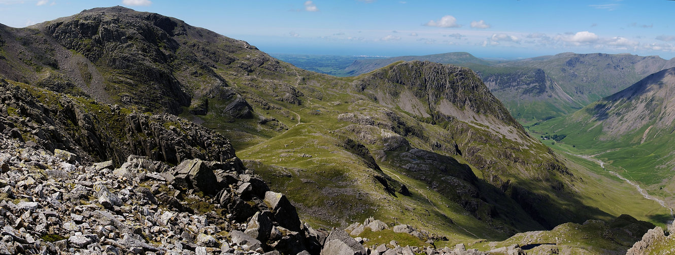 Open Ascents Scafell Pike