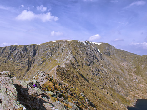 Helvellyn and the Edges
