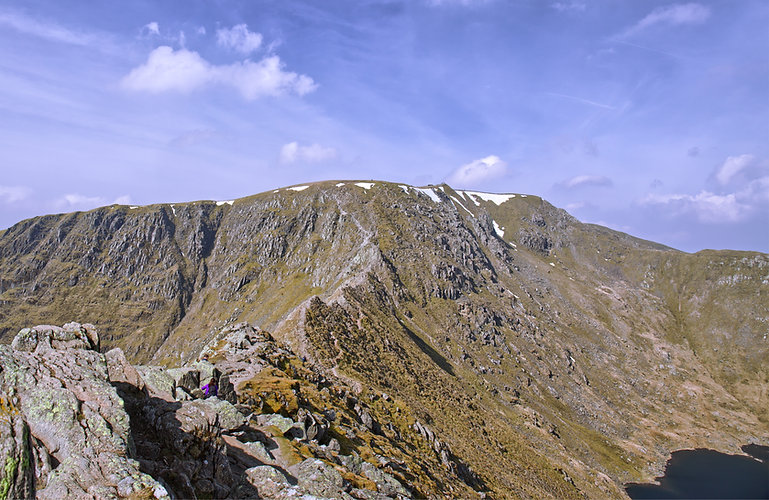 Helvellyn and the Edges - Open Ascents