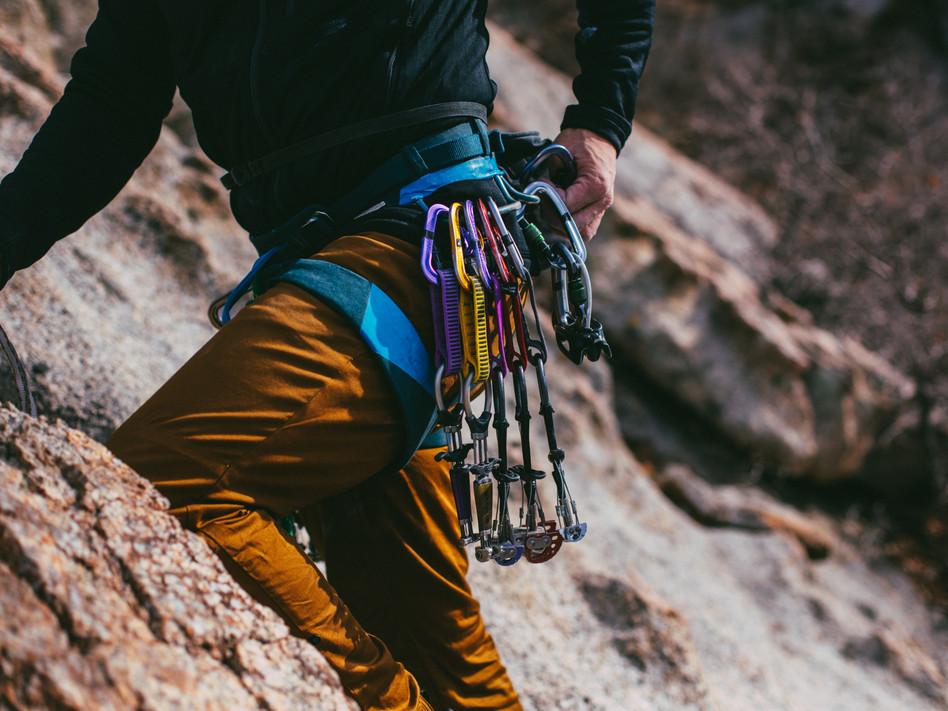 Bespoke Guided Climbing