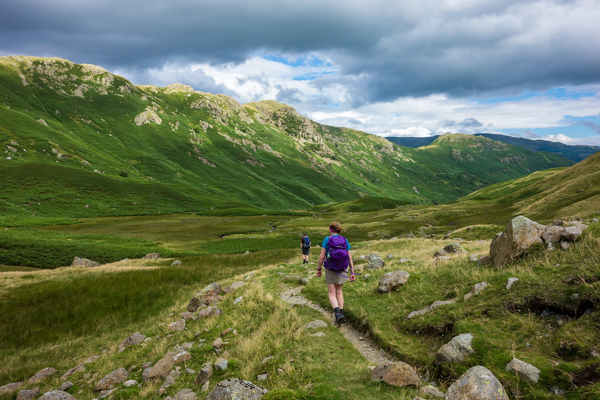 Guided Walks in the Lake District with Open Ascents - Mountain Activity Specialists