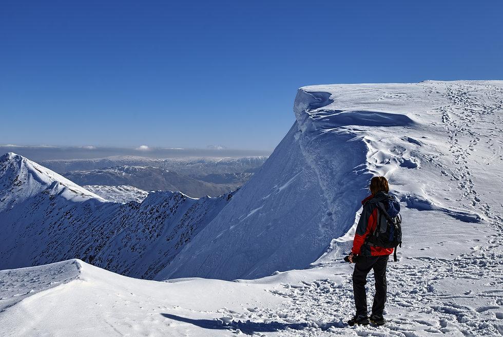 Lake District Winter Walks -  Open Ascen
