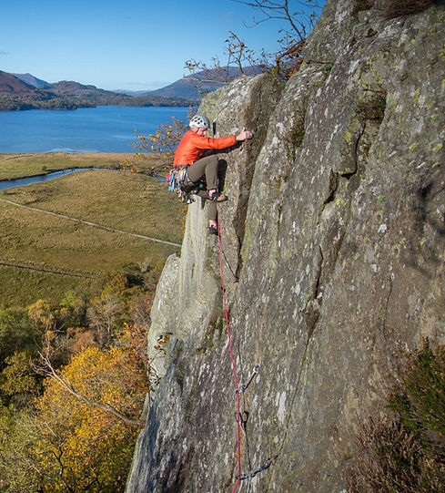 Lake District Climbing Courses