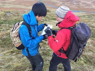 Navigation Courses Lake District