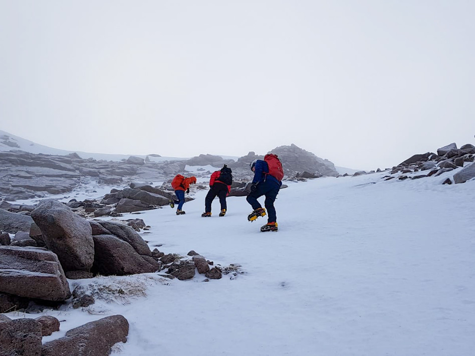 Cairngorm 5 Day Winter Skills Course
