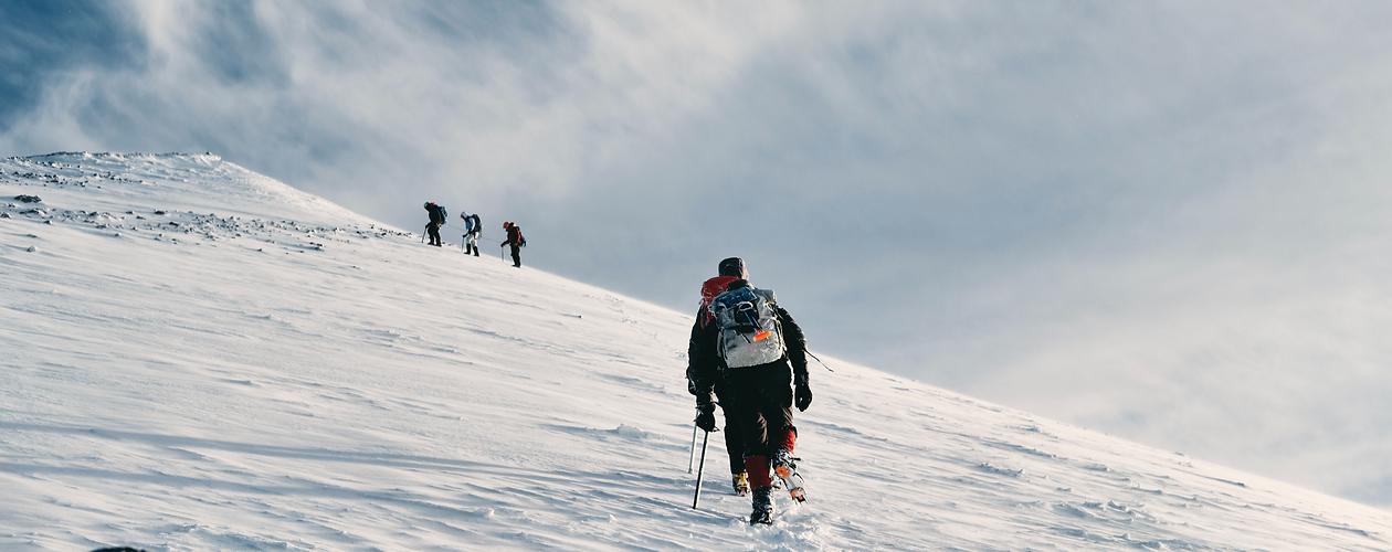 Open Ascents Winter Skills