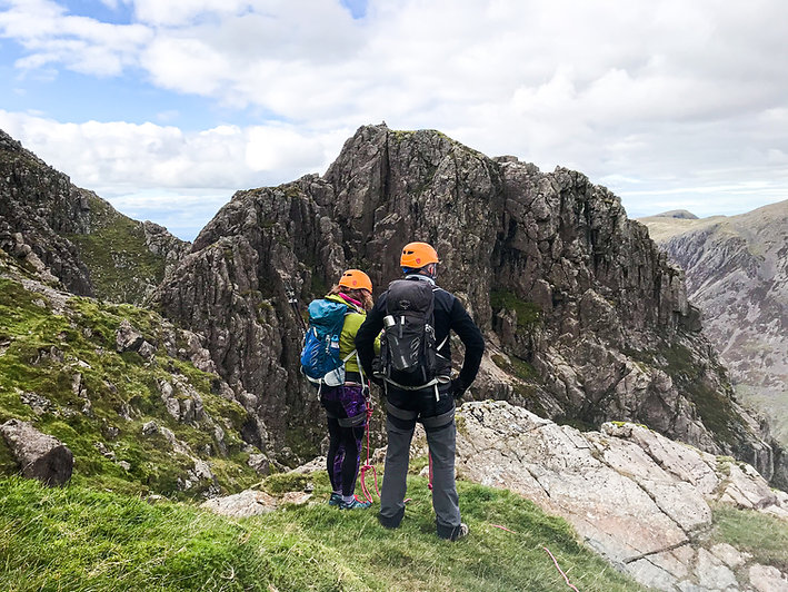 Bespoke Guided Adventures and Courses in the Lake District run by Open Ascents - Mountain Activity Specialists