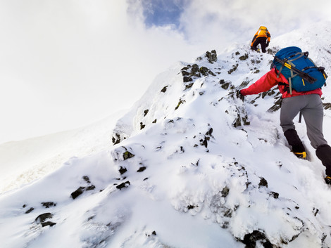 Bespoke Winter Skills Courses