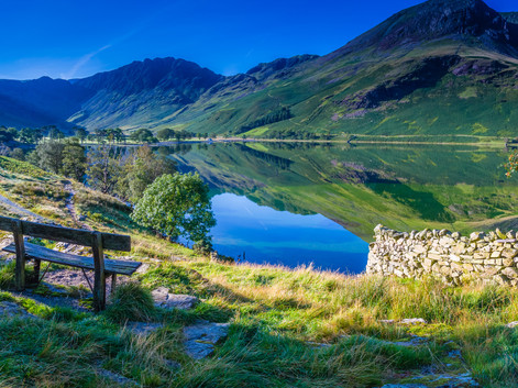 Haystacks and Buttermere