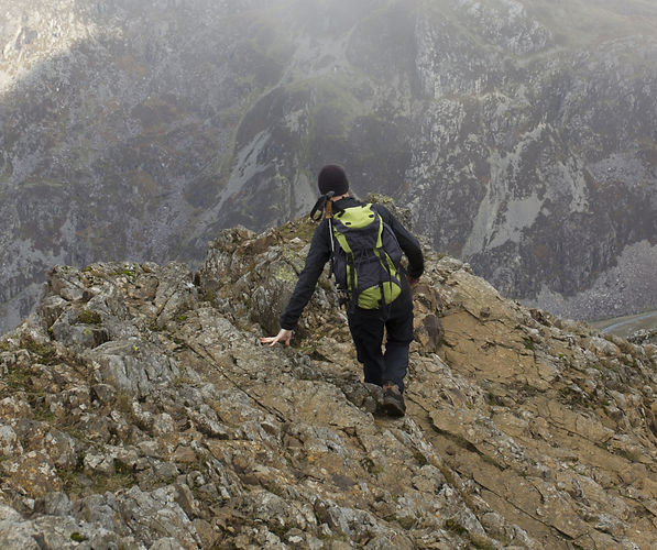 Intro to Scrambling Course - Open Ascent