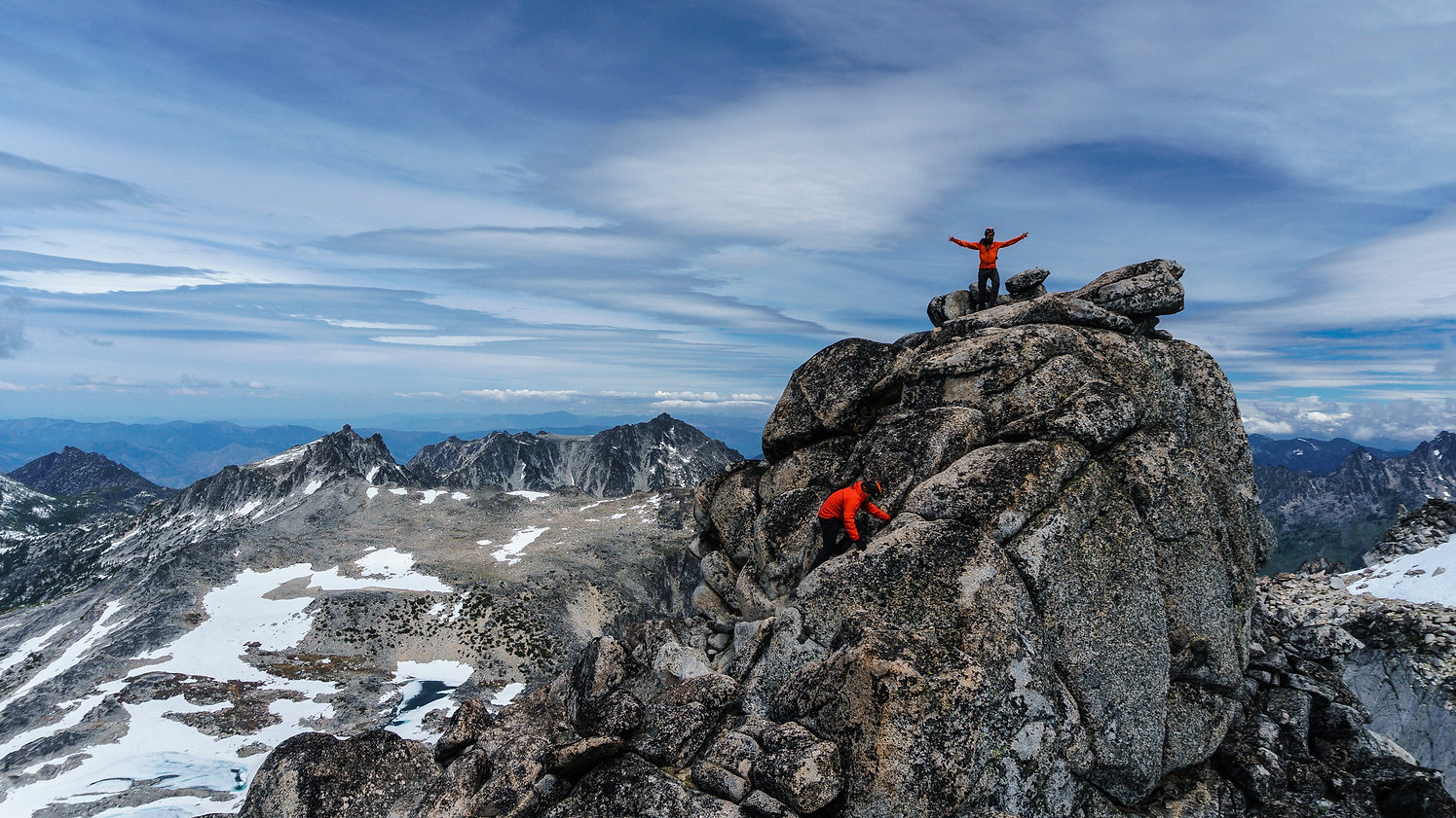 Scrambling Courses in the Lake District with Open Ascents - Mountain Activity Specialists