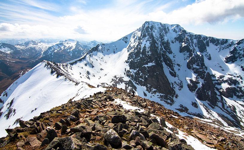 Ben Nevis - Open Ascents