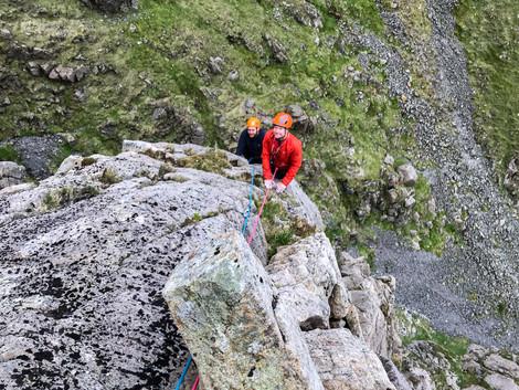 Mountaineering, Climbing & Scrambling