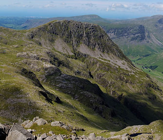Scafell Pike Guiding