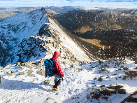 Lake District 2 Day Winter Skills Course
