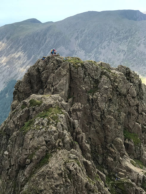 Bespoke climbing courses with Open Ascents - Mountain Activity Specialists