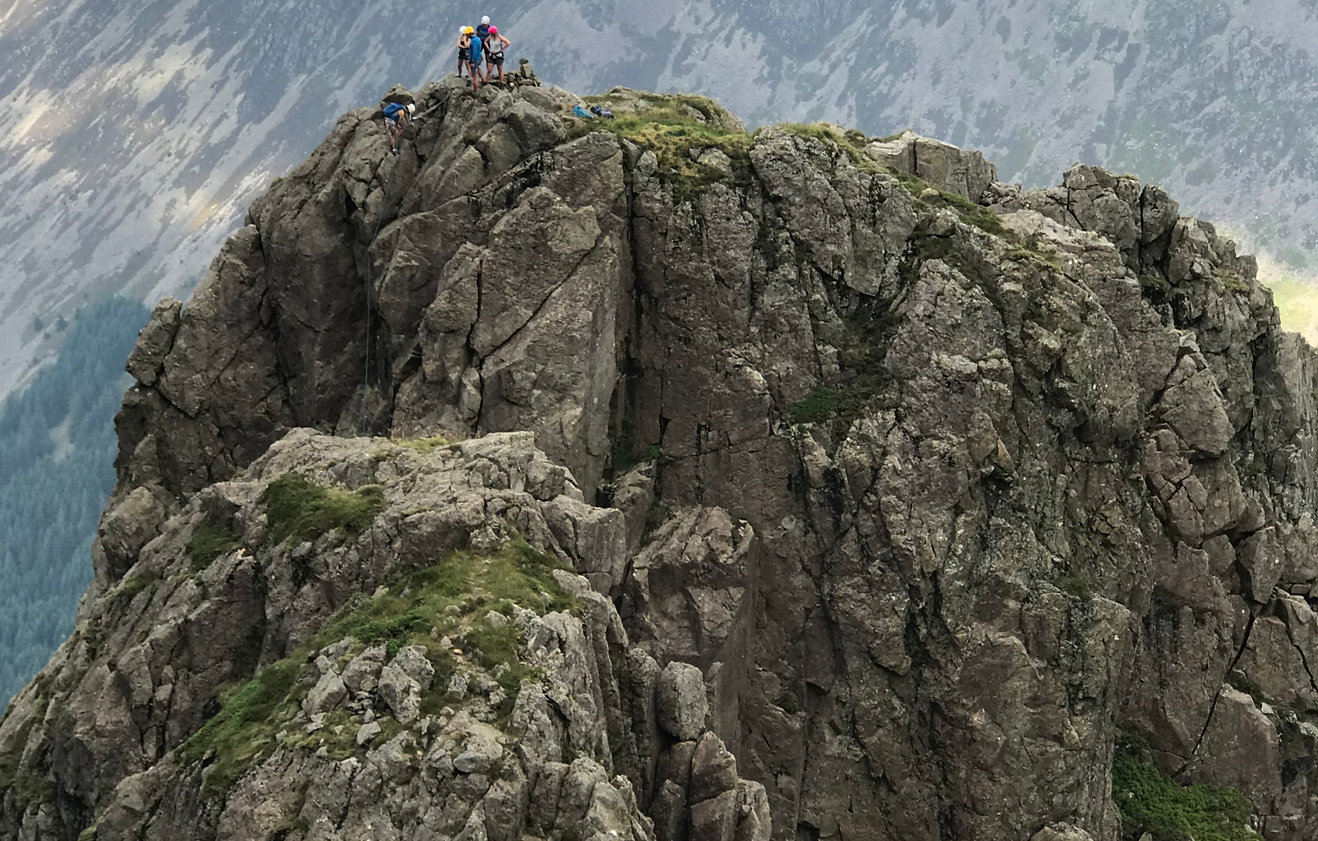 Lake District Climbing - Open Ascents Mountain Activity Specialists