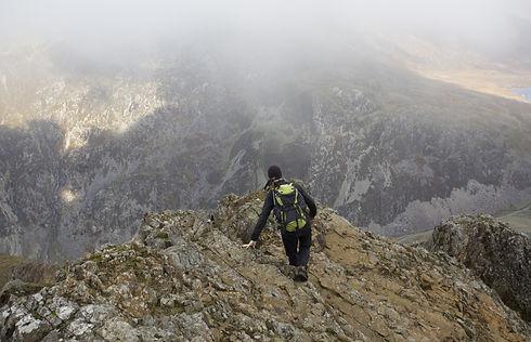 Lake District Scrambling Course