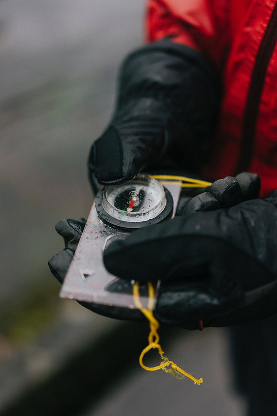 Advanced Navigation - Open Ascents