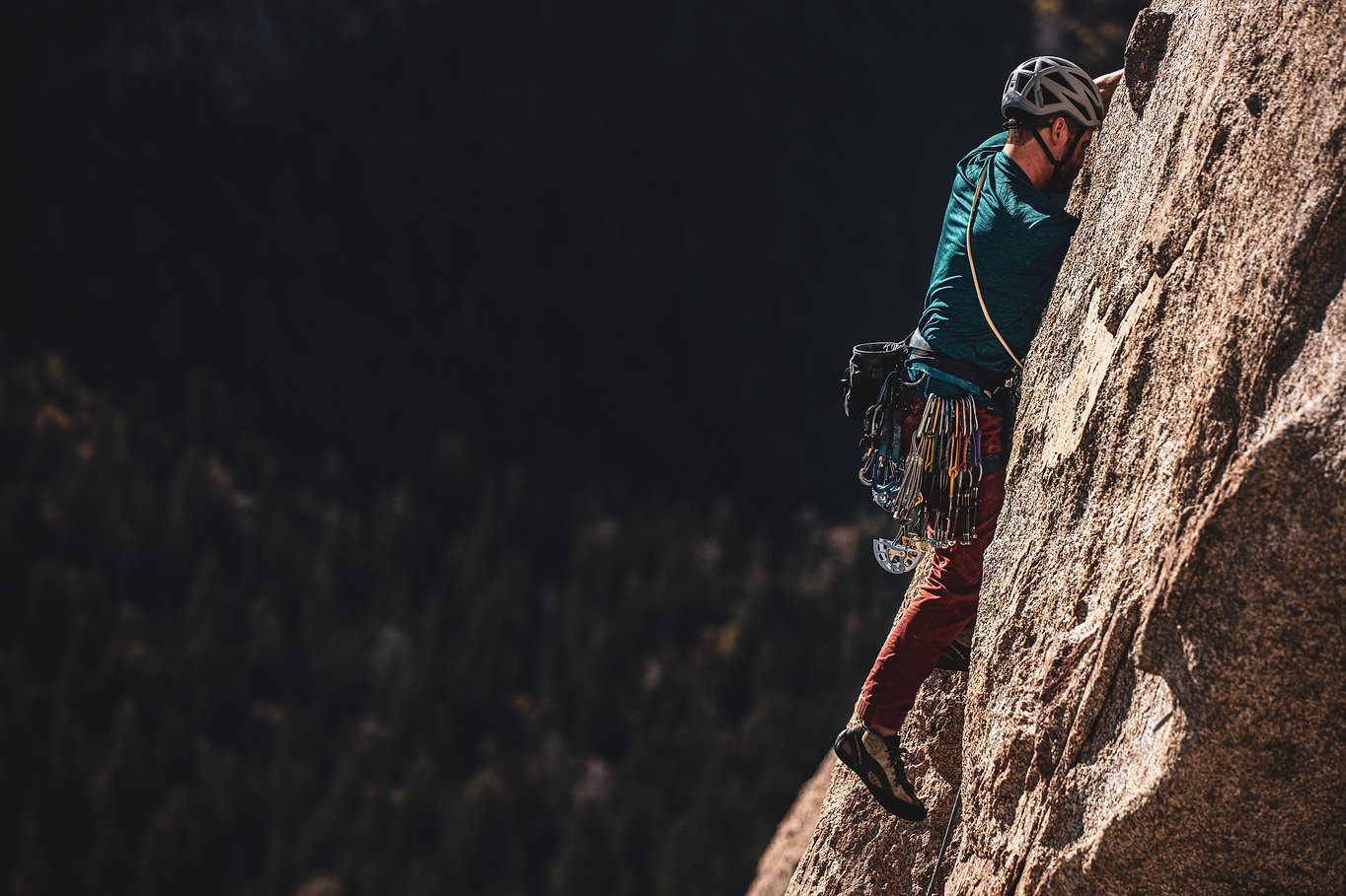 Rock Climbing Courses with Open Ascents - Mountain Activity Specialists