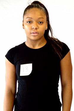 13- Mikayla Johnson