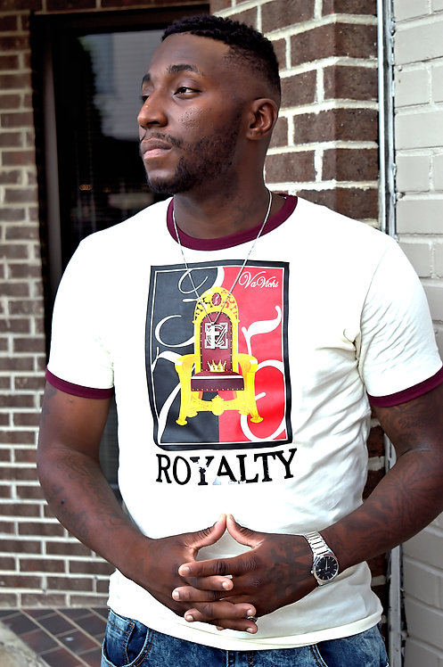 VaVichi Royal Throne Tee