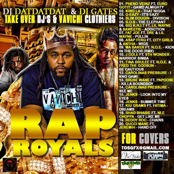 VaVichi Rap Royals Vol 1.jpg