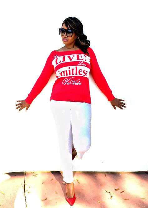 VaVichi Queen Slouch Sweater