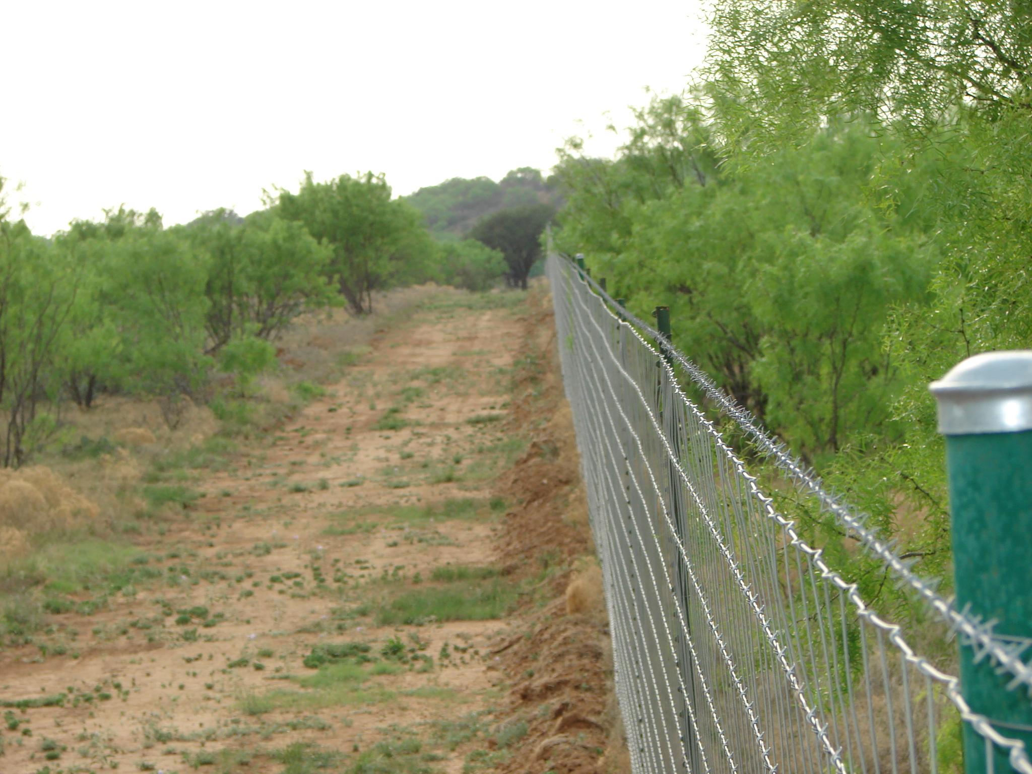high fencing