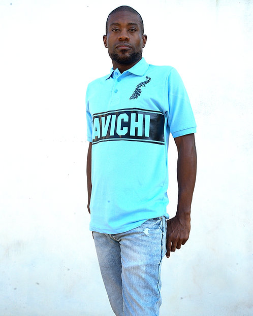 VaVichi Young Royals Striped Polo