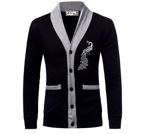 VaVichi Kings Cardigan Sweater