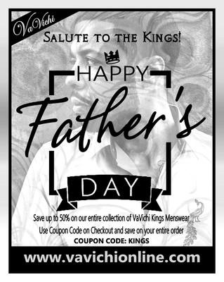 VaVichi Fathers Day Sale