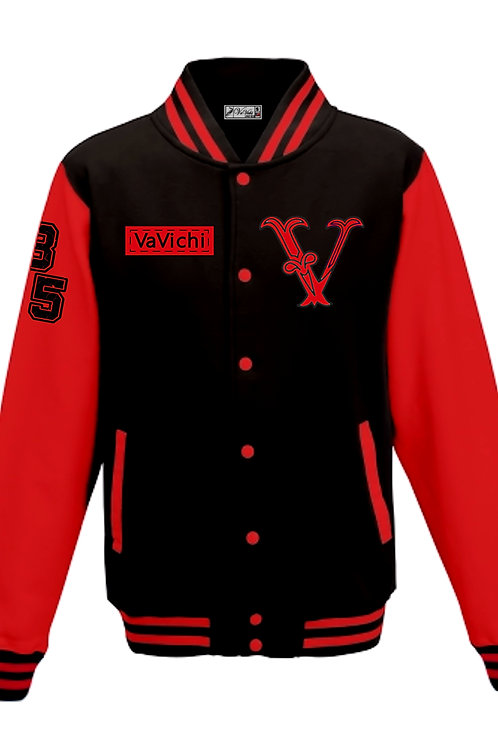 Youth VaVichi Royalty Lettermans Jacket
