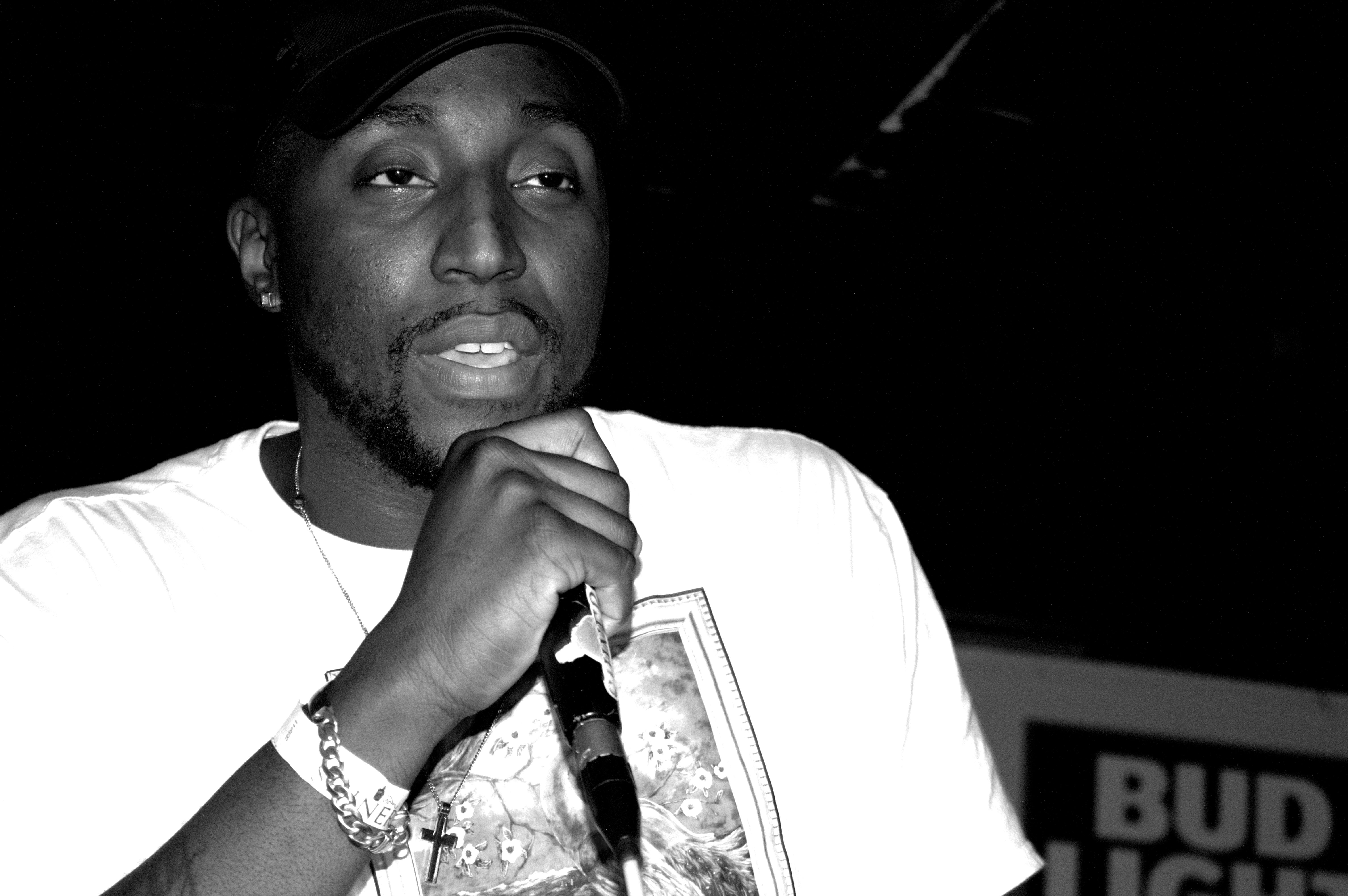 King LA Performing Live