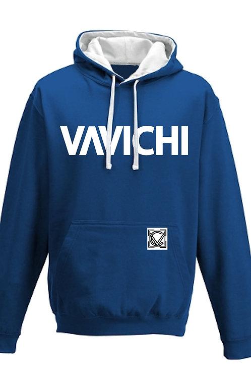 VaVichi Bevy Contrast Pull Over Hood