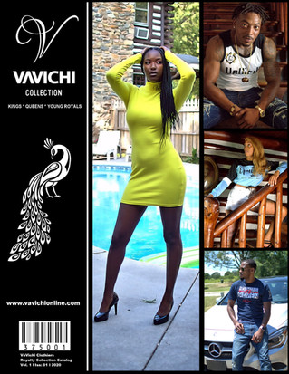 VaVichi Clothiers Set To Release  Fashion Catalog August 1