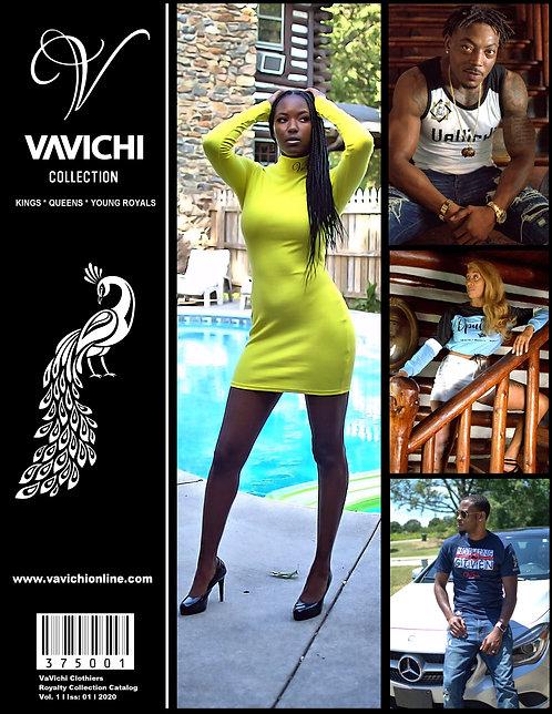 VaVichi Royalty Collection Catalog