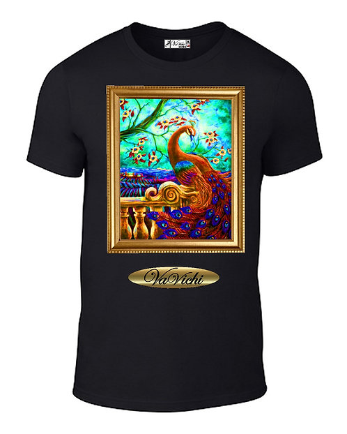 Men's VaVichi Colorful Portrait Tee