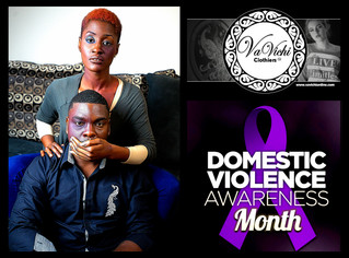 VaVichi's Domestic Violence Awareness Fact Film