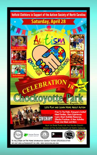 Halifax County Autism Advocates & Awareness Celebration April 28