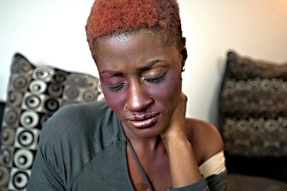 Domestic Violence Shoot