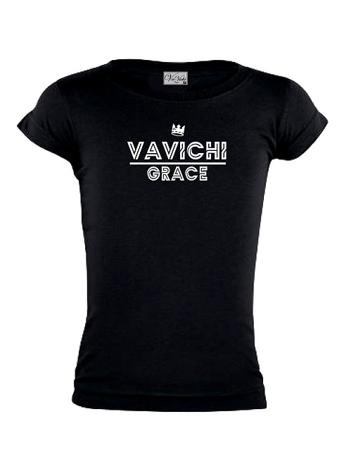 Youth Girls VaVichi Grace Tee Shirt