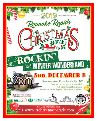 VaVichi Clothiers to Be Featured in Roanoke Rapids Christmas Parade