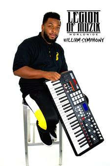 William Symphony- Legion Of Muzik