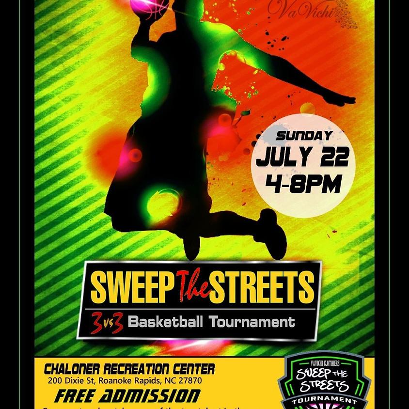 VaVichi Clothiers Sweep the Streets Basketball tournament