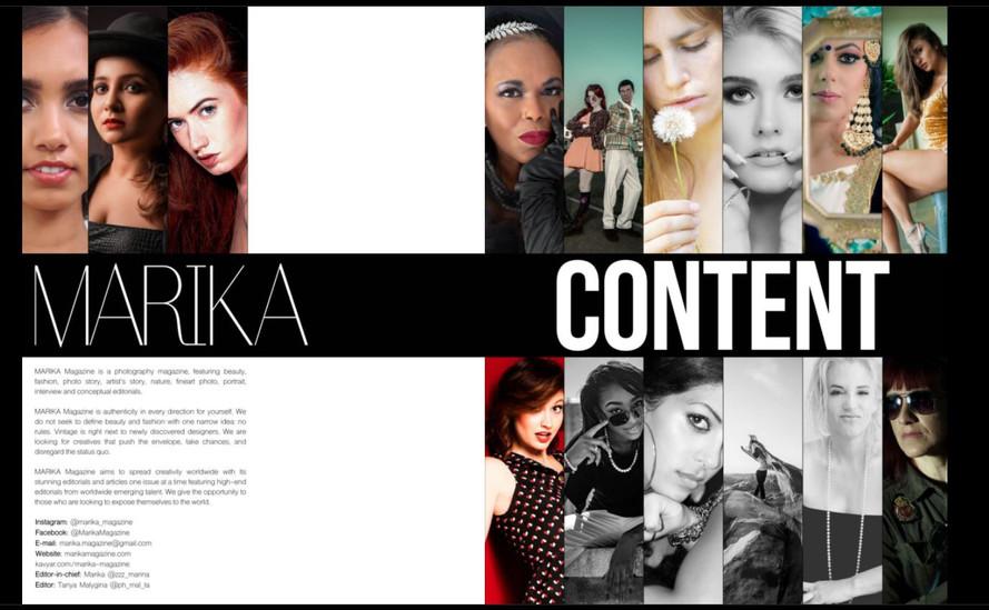 Marika Fashion