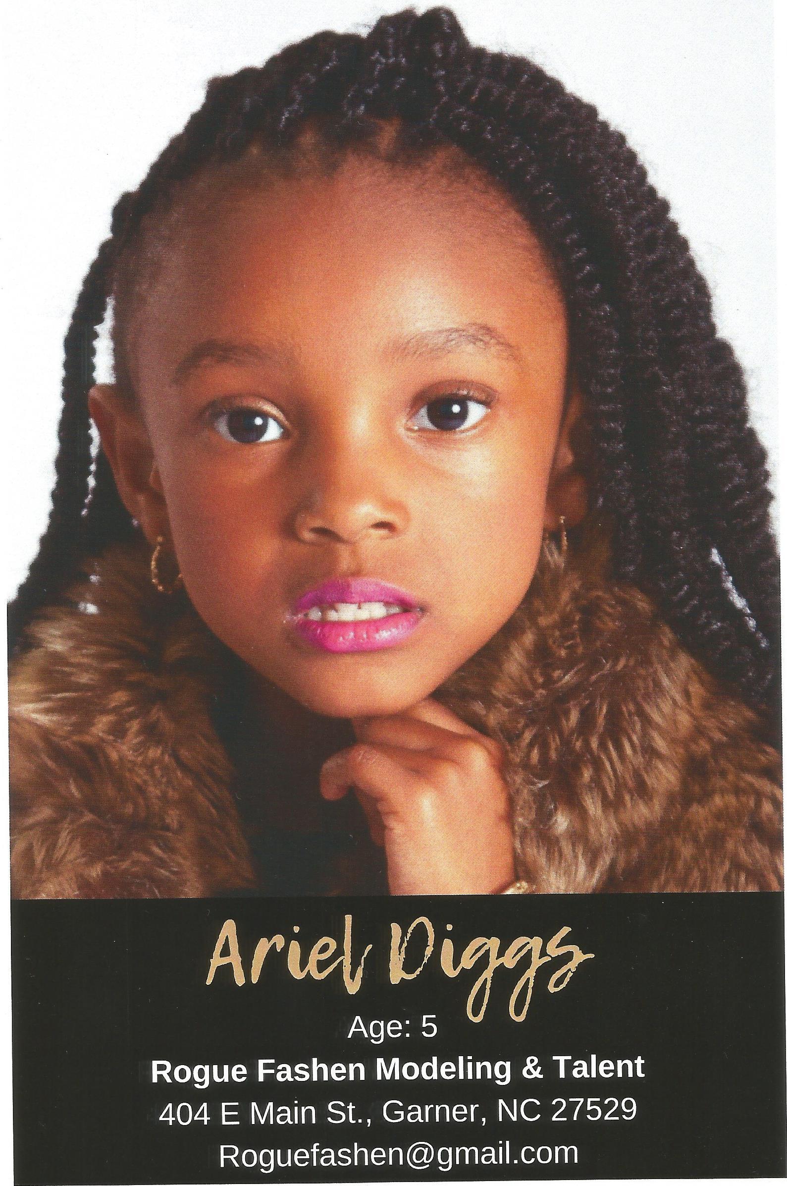 27- Ariel Diggs