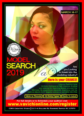 VaVichi Model Search 2019