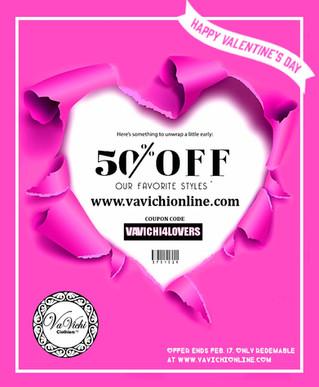 VaVichi Valentine's Day Special